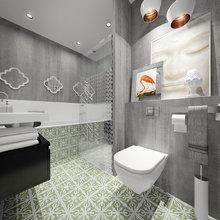 Фото из портфолио Квартира г.Москва, 49 м.кв. – фотографии дизайна интерьеров на INMYROOM