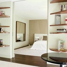 Фотография: Спальня в стиле Современный, Кухня и столовая, Гостиная, Классический, Квартира, Испания, Цвет в интерьере, Дома и квартиры, Бежевый, Подсветка, Перегородка – фото на InMyRoom.ru
