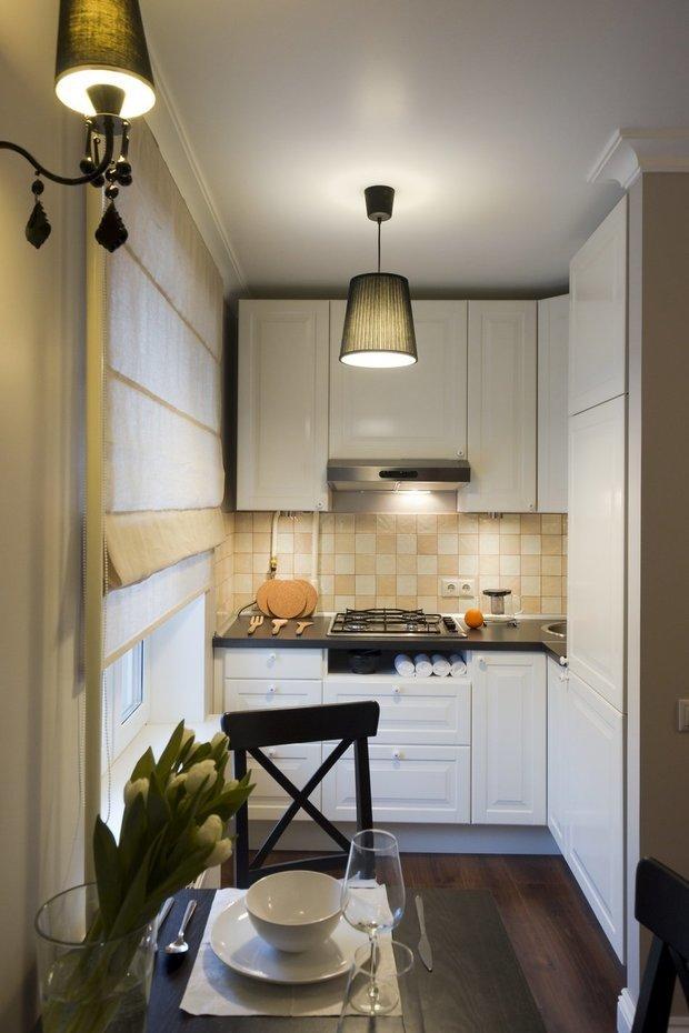 Фотография: Кухня и столовая в стиле , Интерьер комнат, HOFF, Советы – фото на InMyRoom.ru