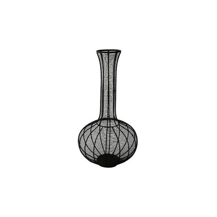 BOMBARDE плетеная ваза-декор