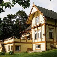 Фотография: Архитектура в стиле , Дом, Швеция, Цвет в интерьере, Дома и квартиры, Белый – фото на InMyRoom.ru