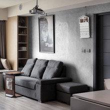 Фотография: Гостиная в стиле Лофт, Прихожая, Интерьер комнат – фото на InMyRoom.ru