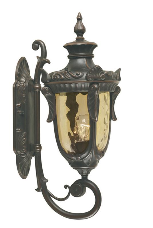 Купить Настенный фонарь Elstead Exterior бронзовая патина, inmyroom, Китай