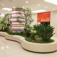 Фото из портфолио Samsung Staron Worldwide: Живой уголок – фотографии дизайна интерьеров на InMyRoom.ru