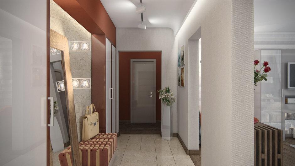 Фотография: Прихожая в стиле Современный, Декор интерьера, Квартира, Дома и квартиры, Проект недели, Ligne Roset – фото на InMyRoom.ru