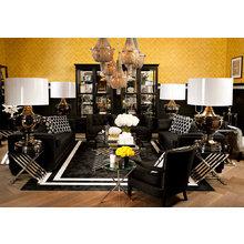 Прикроватный кофейный столик Eichholtz Side Table Donna