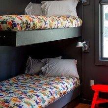 Фотография: Детская в стиле Лофт, Дом, Дома и квартиры, Нью-Йорк, Стол – фото на InMyRoom.ru