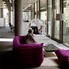 Фотография: Офис в стиле Лофт, Скандинавский, Современный, Эклектика – фото на InMyRoom.ru