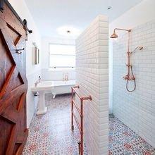 Фотография: Ванная в стиле Скандинавский, Декор интерьера, Квартира, Дом – фото на InMyRoom.ru