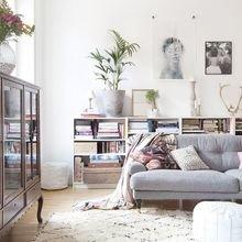 Фотография: Гостиная в стиле Скандинавский, Интерьер комнат – фото на InMyRoom.ru