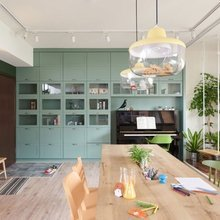 Фото из портфолио Современный дом в Гаосюн, Тайвань – фотографии дизайна интерьеров на INMYROOM