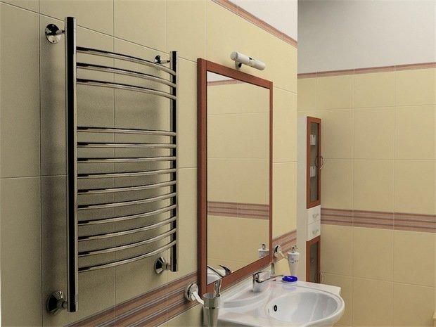 Фотография:  в стиле , Ванная, Советы, лайфхаки, интерьер ванной, как сделать ванную комфортной, удобная ванная, расположение в ванной – фото на InMyRoom.ru