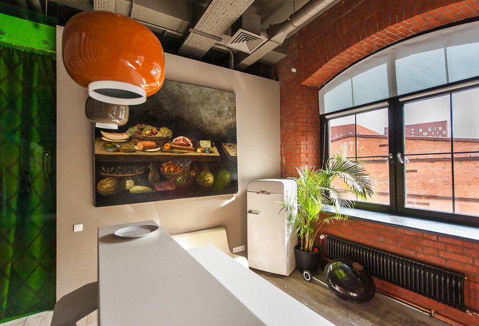 Фотография: Декор в стиле Лофт, Современный, Офисное пространство, Офис, Дома и квартиры – фото на InMyRoom.ru