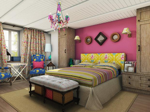 Фотография: Спальня в стиле Прованс и Кантри, Советы, Гид – фото на InMyRoom.ru