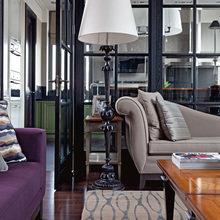 Фотография: Гостиная в стиле Эклектика, Дом, Дома и квартиры – фото на InMyRoom.ru