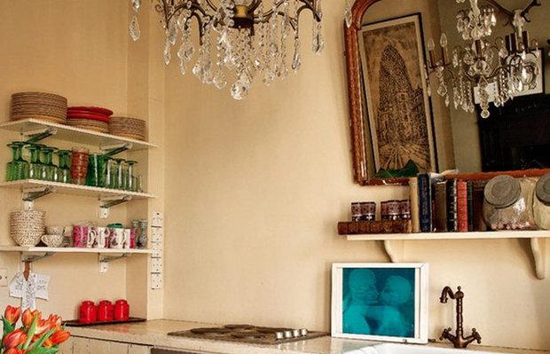 Фотография: Аксессуары в стиле Эклектика, Кухня и столовая, Декор интерьера, Интерьер комнат – фото на InMyRoom.ru