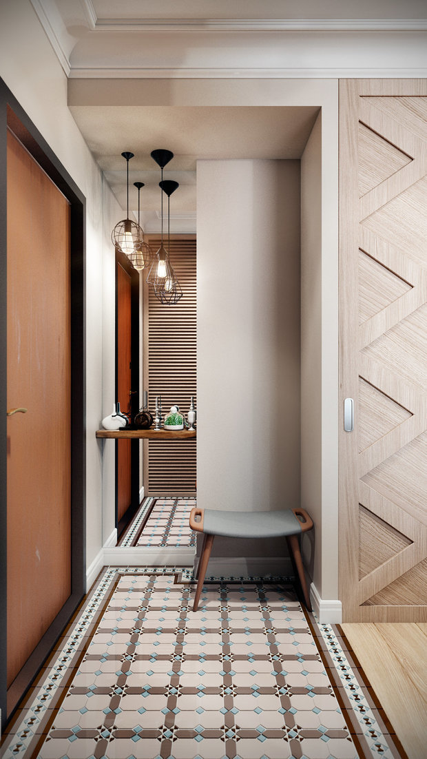 Дизайн: CO:interior.
