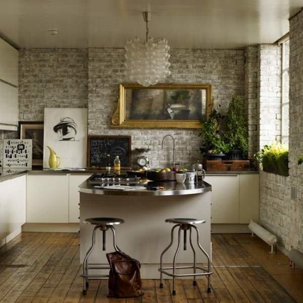 Фотография: Кухня и столовая в стиле , Декор интерьера, Декор дома, Стены – фото на InMyRoom.ru