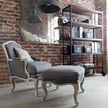Фотография: Гостиная в стиле Лофт, Декор интерьера, Декор дома, Стены – фото на InMyRoom.ru