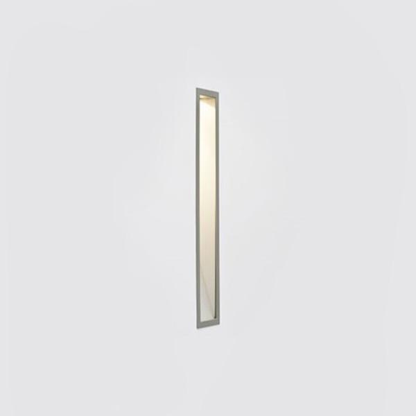 Встраиваемый светильник Wever &Amp; Ducre Stripe Silver из анодированного алюминия