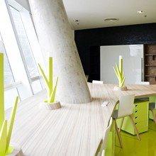 Фотография: Офис в стиле Современный, Эклектика, Офисное пространство, Дома и квартиры – фото на InMyRoom.ru