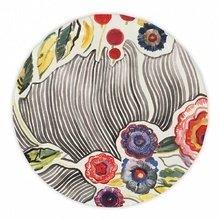 """тарелка """"Цветочный базар"""" №3"""