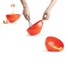 Миска для приготовления омлета в микроволновой печи Joseph Joseph m-cuisine оранжевая