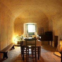 Фотография: Кухня и столовая в стиле Кантри, Дома и квартиры, Городские места, Отель – фото на InMyRoom.ru