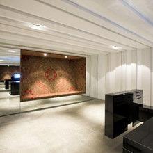 Фотография: Прочее в стиле Минимализм, Офисное пространство, Офис, Дома и квартиры – фото на InMyRoom.ru