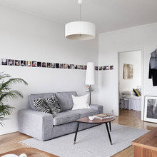 Фото из портфолио Лаконичный домашний стиль – фотографии дизайна интерьеров на INMYROOM