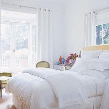 Фотография: Спальня в стиле Скандинавский, Дом, Дома и квартиры, Интерьеры звезд – фото на InMyRoom.ru