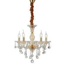 Подвесная люстра ST Luce в виде свечей с подсвечниками