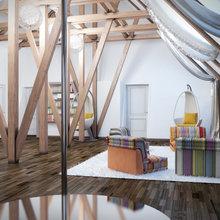 Фото из портфолио Мои картинки в 3д – фотографии дизайна интерьеров на INMYROOM