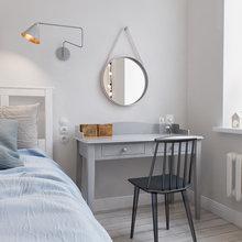 Фото из портфолио Простота и уют скандинавского стиля в центре Питера от INT2 – фотографии дизайна интерьеров на INMYROOM