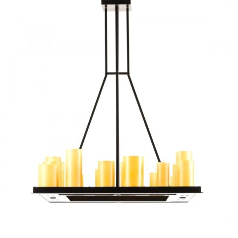 Купить Потолочный Светильник Cavo С Плафонами В Виде Свечей