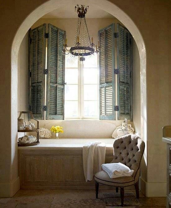 Фотография: Ванная в стиле Прованс и Кантри, Классический, Современный, Декор интерьера, Декор дома, Дача – фото на InMyRoom.ru