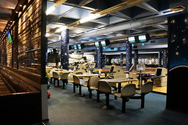 """Фото из портфолио Роспись интерьера """"Bowling Park""""  – фотографии дизайна интерьеров на INMYROOM"""