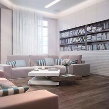 Фото из портфолио Living room – фотографии дизайна интерьеров на INMYROOM
