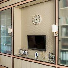 Фотография: Гостиная в стиле Кантри, Кабинет, Интерьер комнат – фото на InMyRoom.ru
