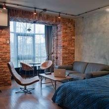 Фотография: Гостиная в стиле Лофт, Декор интерьера, Малогабаритная квартира, Квартира, Дом, Декор – фото на InMyRoom.ru