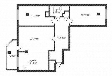Помогите определится с планировкой квартиры перед покупкой