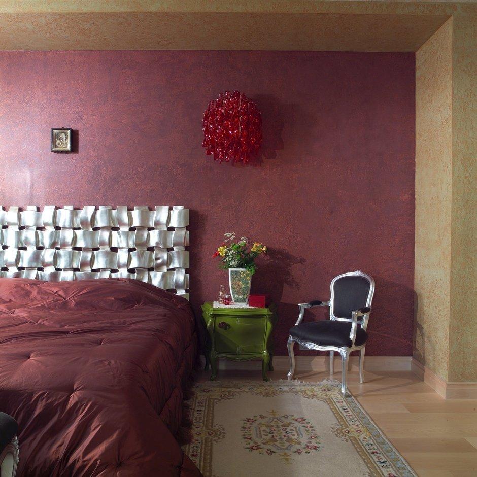 Фотография: Спальня в стиле Эклектика, Интерьер комнат, Проект недели, Ар-деко, Модерн, Барокко – фото на InMyRoom.ru