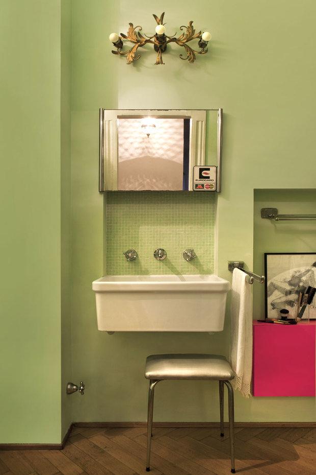 Фото из портфолио Творческая, вдохновляющая и красочная квартира в МИЛАНЕ – фотографии дизайна интерьеров на INMYROOM