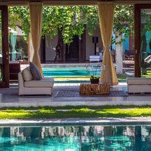 Фотография: Терраса в стиле Восточный, Дом, Дома и квартиры, Городские места, Бали – фото на InMyRoom.ru