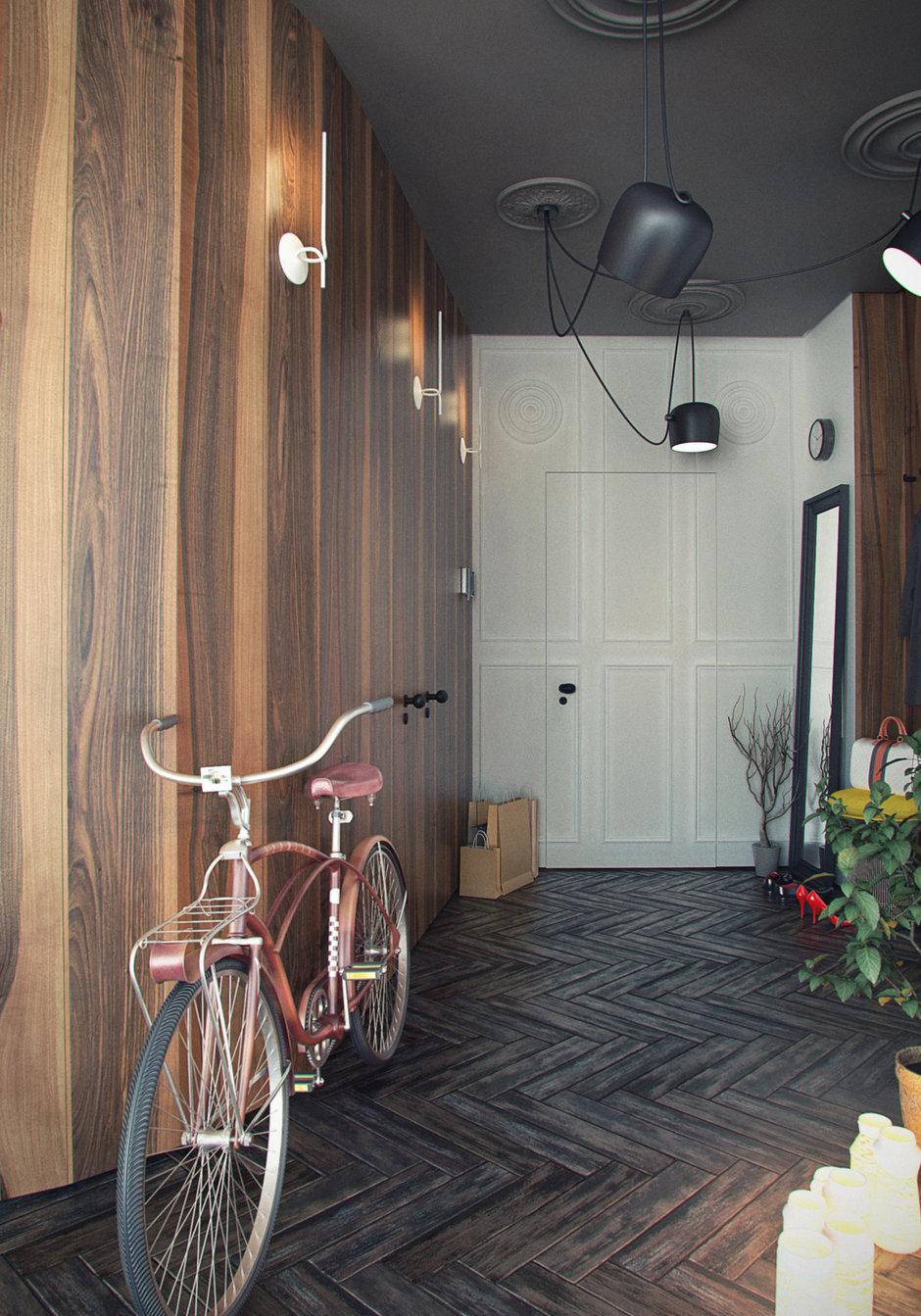 Фотография: Прихожая в стиле Лофт, Эклектика, Квартира, Дома и квартиры, IKEA – фото на InMyRoom.ru