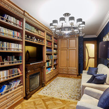 Фото из портфолио Частные интерьеры. Квартира №1 – фотографии дизайна интерьеров на InMyRoom.ru