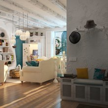 Фото из портфолио Делаем дизайн потолка интересным! – фотографии дизайна интерьеров на InMyRoom.ru