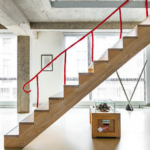 Фотография: Прихожая в стиле Лофт, Дом, Дома и квартиры, Проект недели – фото на InMyRoom.ru