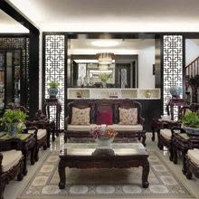 Фотография: Гостиная в стиле Классический, Современный, Восточный, Декор интерьера, Квартира – фото на InMyRoom.ru