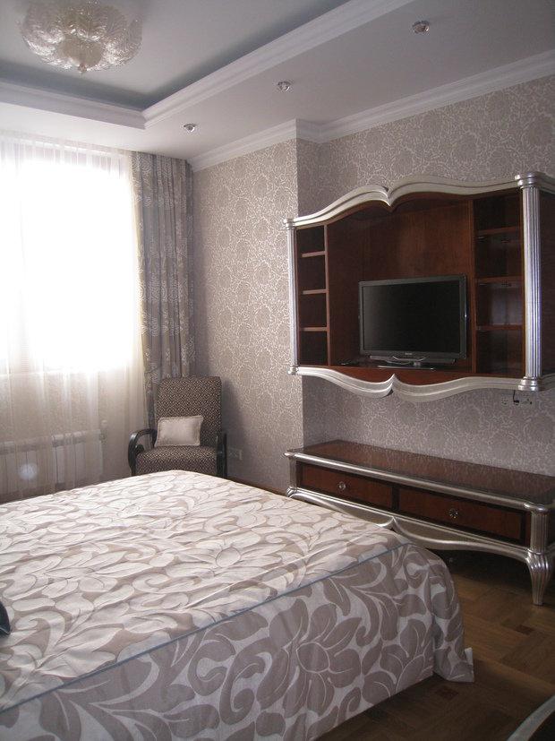 Фото из портфолио Комплектация под ключ квартиры в ЖК Адмирал – фотографии дизайна интерьеров на INMYROOM
